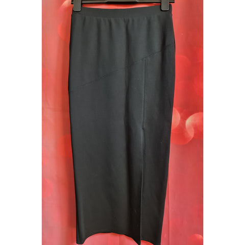 KIN by John Lewis black long skirt size S