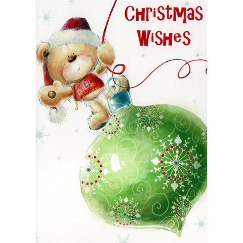 CHRISTMAS CARDS - MEDIUM SIZE 50DCX106J