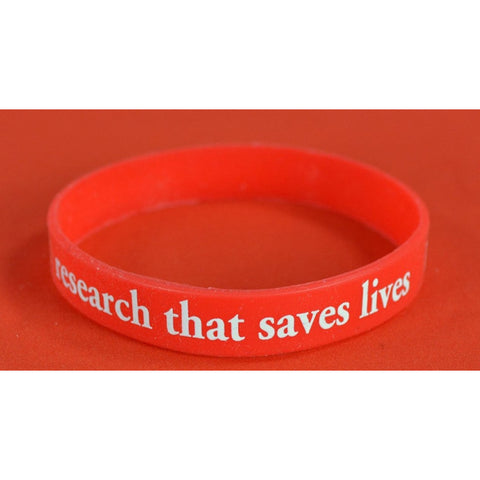 LMRUK Rubber Wrist Band
