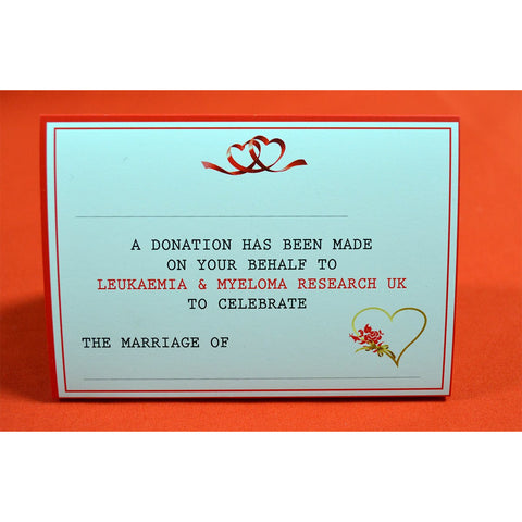 LMRUK Folding Place Card