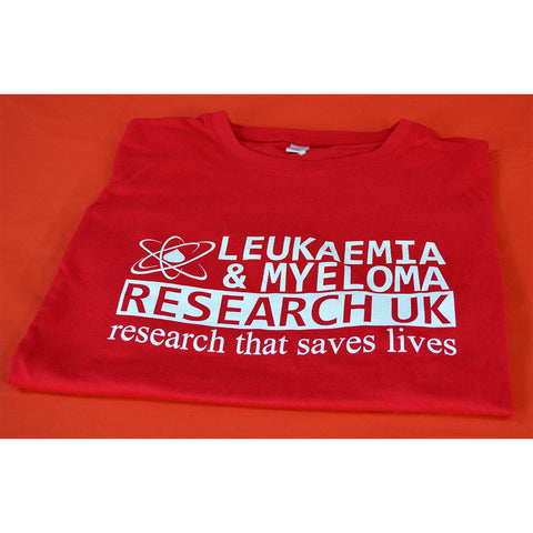 LMRUK T-Shirt for Fundraising