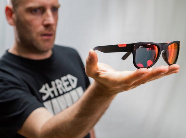 Shred Boost Sunglasses Offer Unrivaled Optical Clarity, Durability, and Style