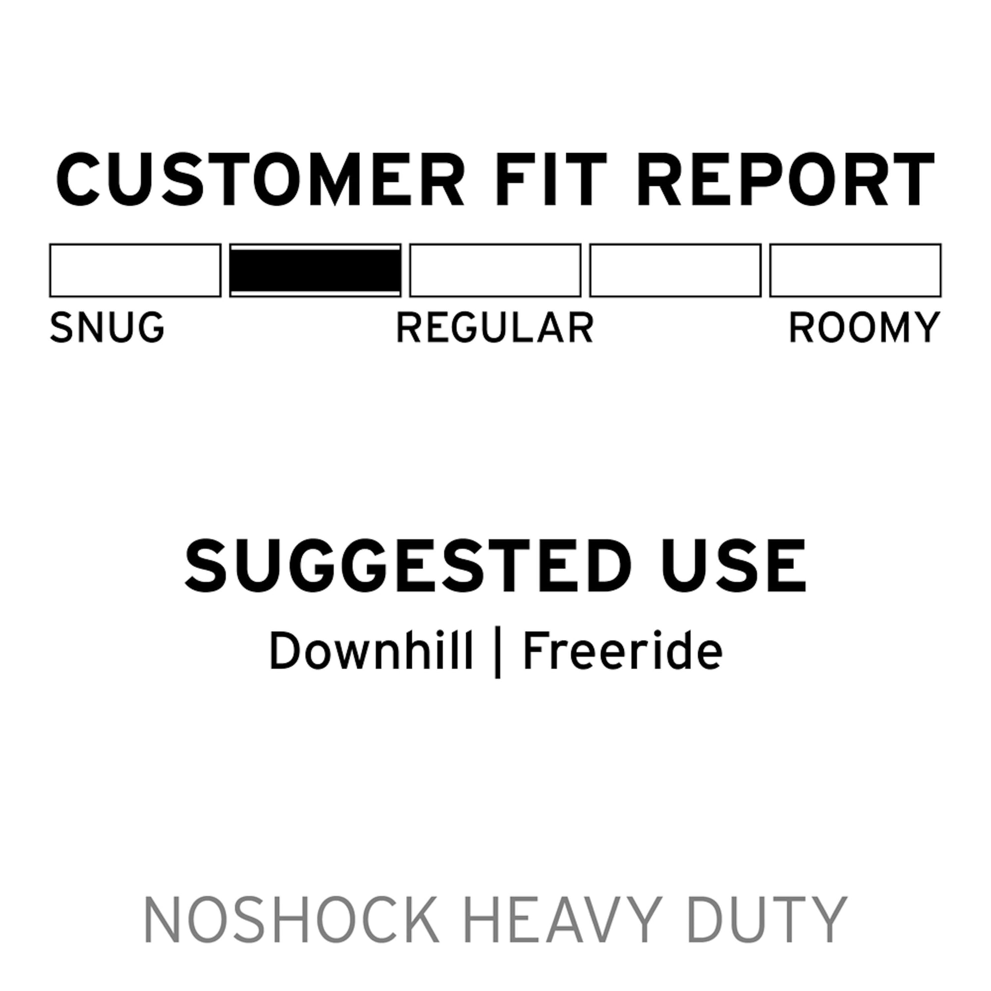 Noshock Elbow Pads Heavy Duty - Knee-Elbow Pads