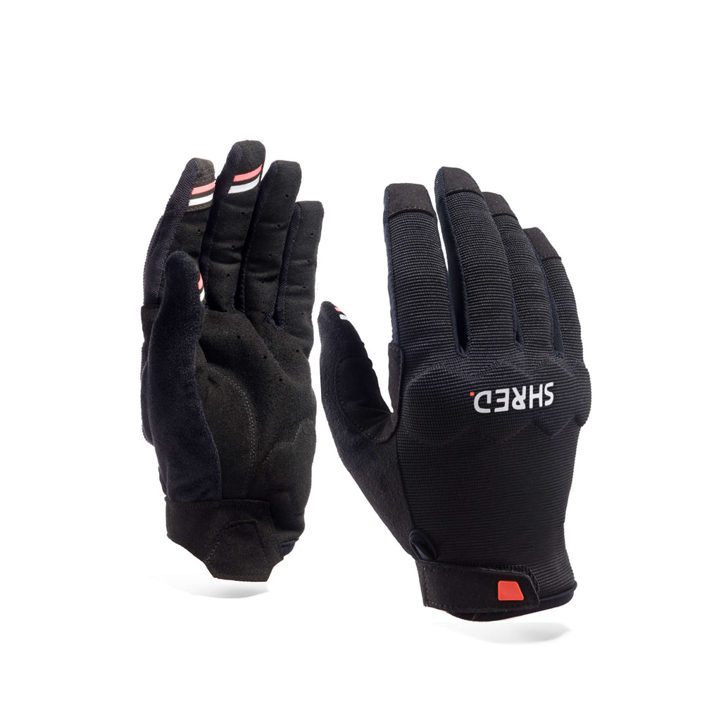 Mtb Protective Gloves Lite Black - Protective Gloves|BPBGLL11L,BPBGLL11M,BPBGLL11S,BPBGLL11XL,