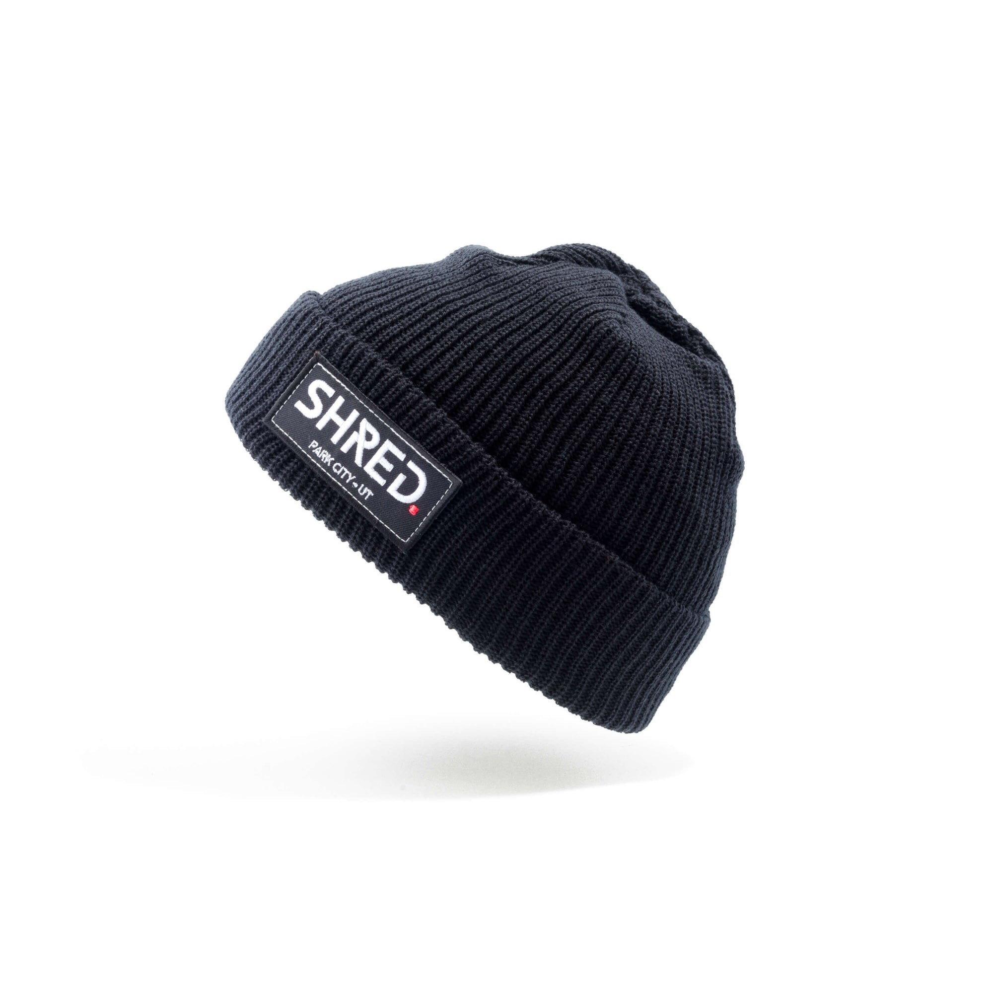 Lowell Beanie Black - Hats