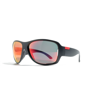 AIRFLOW BLACK/RED - CBL POLARIZED BLAST (VLT 13%)+CLEAR (VLT 90%)
