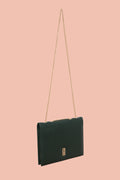FORMAL NOTE-BAG GREEN NAVY BLUE