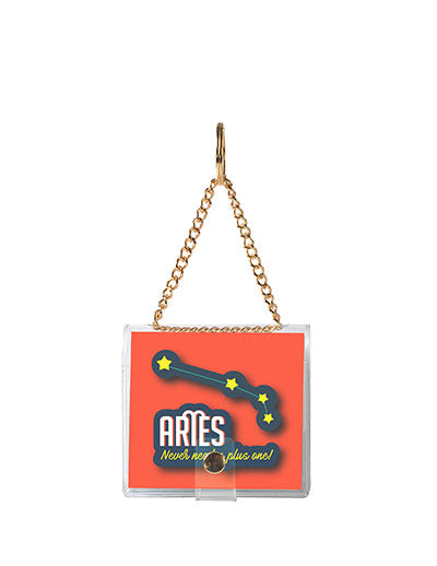 MINI KEYCHAIN NOTEBOOK ARIES