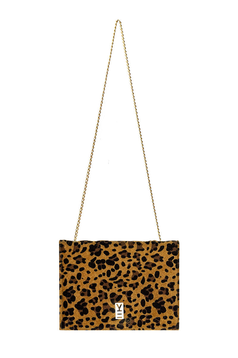 FANCY NOTE-BAG LEOPARD