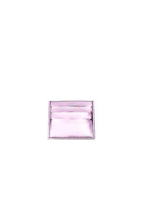 WHY NOTE!? PINK MIRROR EFFECT CARD HOLDER