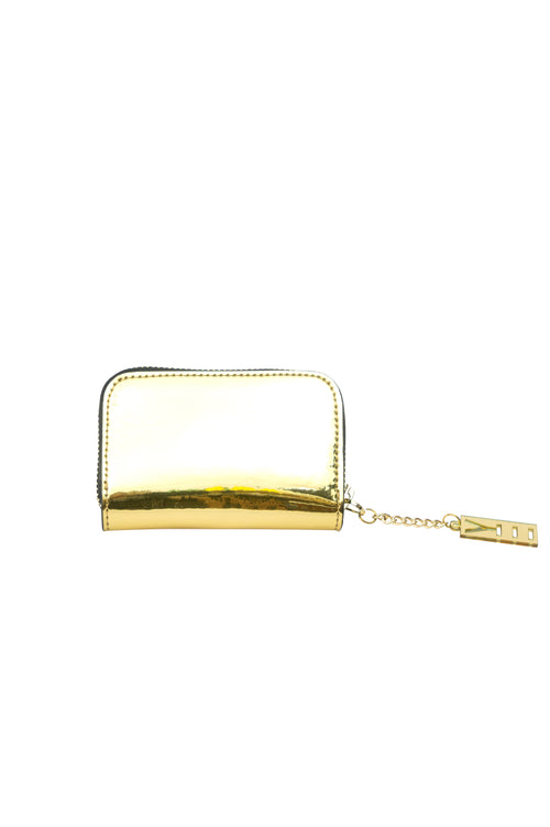 WHY NOTE!? GOLD MIRROR EFFECT COIN HOLDER