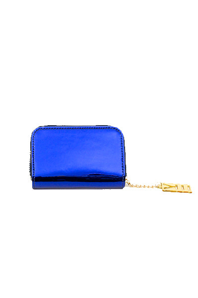 WHY NOTE!? BLUE MIRROR EFFECT COIN HOLDER