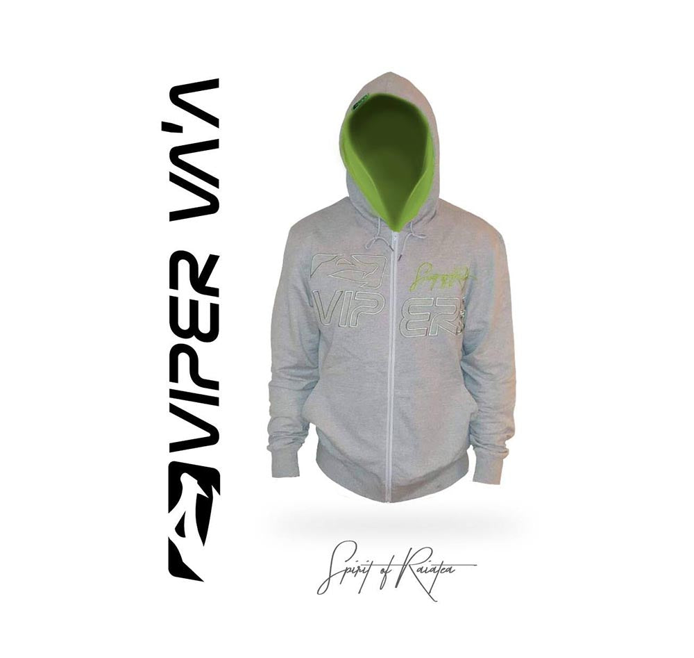 Sweet Zip Sweatshirt