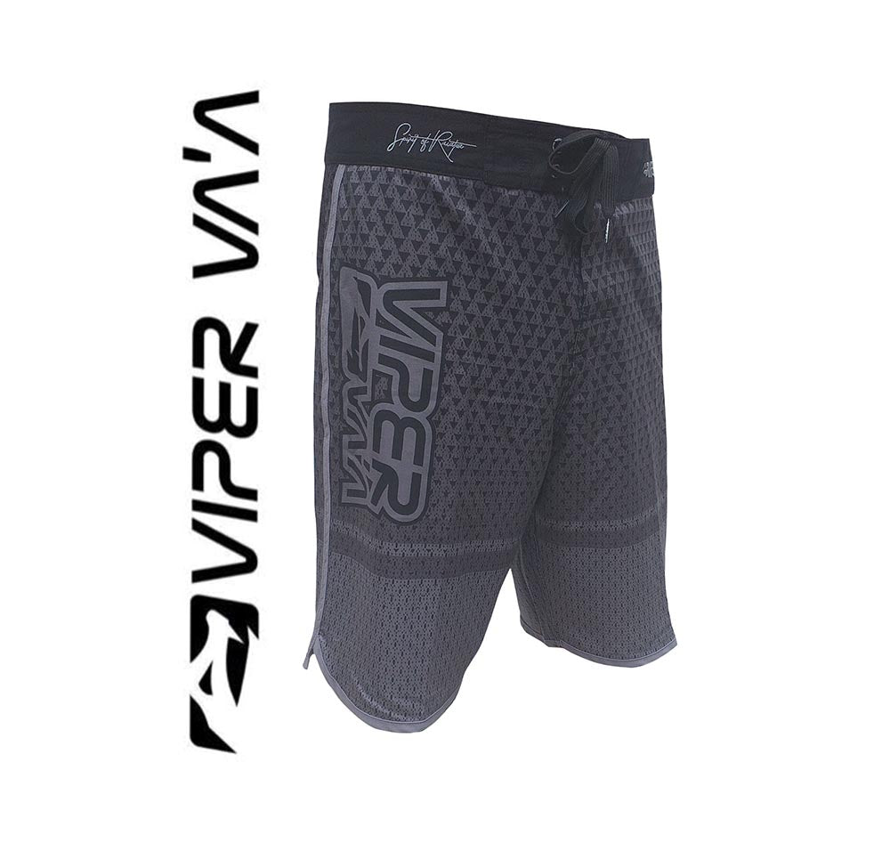 Viper Shorts (Black/Grey)