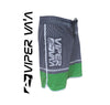 Viper Shorts (Green/Grey)