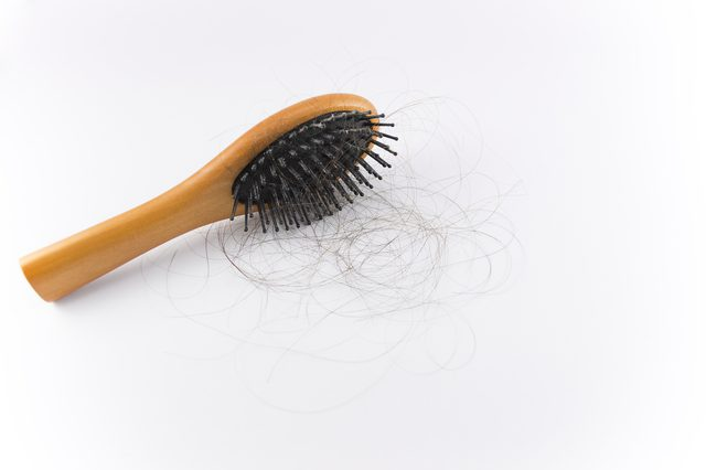 5 Reasons For Your Hair Loss... And What You Can Do About It!