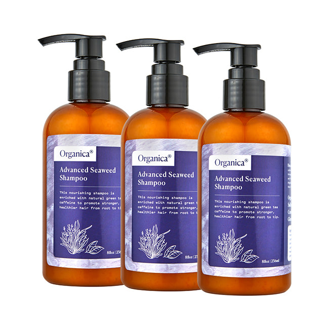 4 x Organica Shampoo - 30 Day Subscription