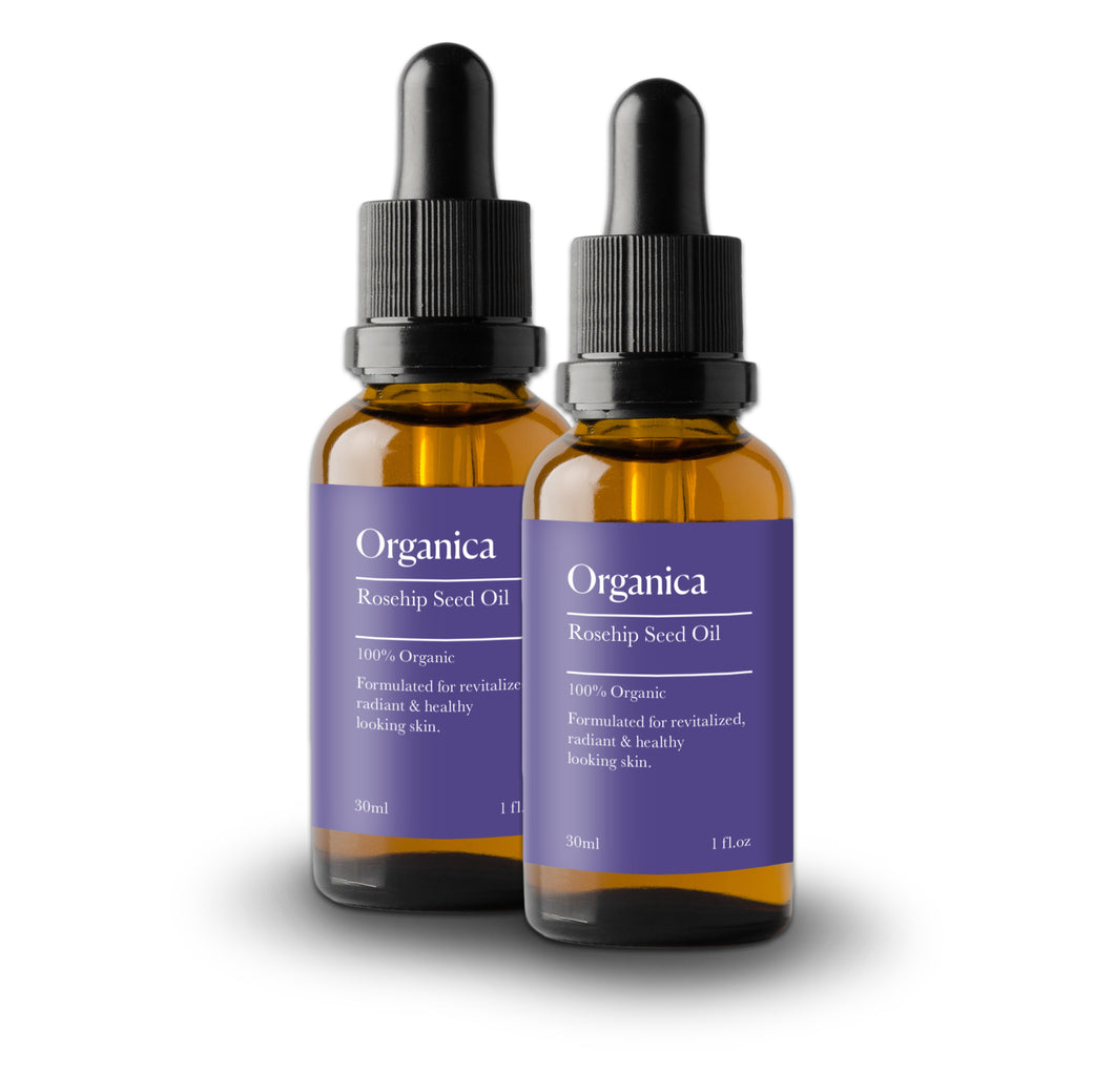 Rosehip Oil (Twin Pack) Upsell