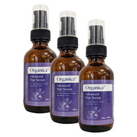 3 x Advanced Hair Serum