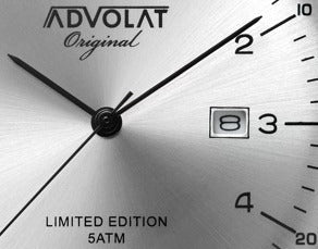 ADVOLAT Made in Switzerland authentic watches for men, swiss movement watches, fine swiss watches from the top swiss watchmakers