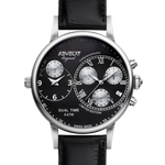 CAPITAINE XXL Dual Time Chronograph
