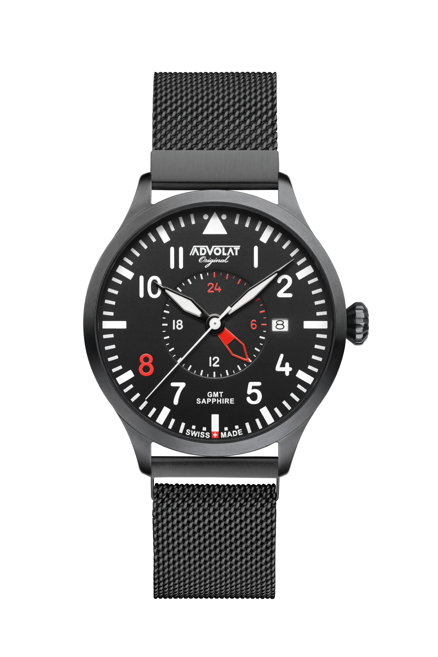 FLIEGER GMT MIL
