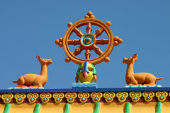 What is The Meaning of Dharma Wheel Dharmachakra?
