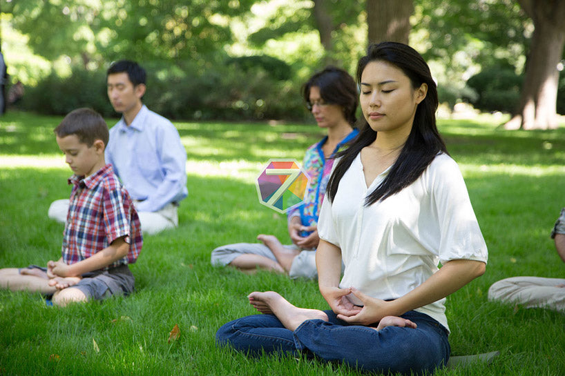 7 Chakra Store Our Story - Meditation Practice
