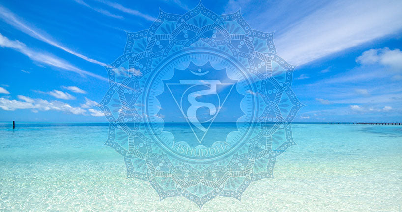 Blue Chakra Throat Chakra Color Meaning