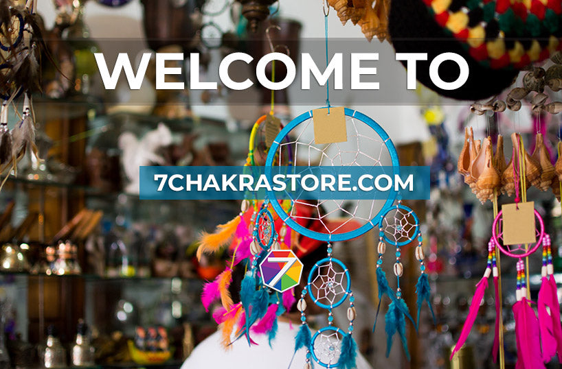 Welcome To 7 Chakra Store - Spirituality Buddhist Zen Shop