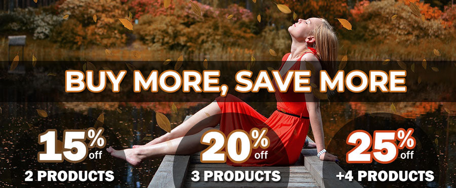 Buy More Save More Autumn 2019 Promotion