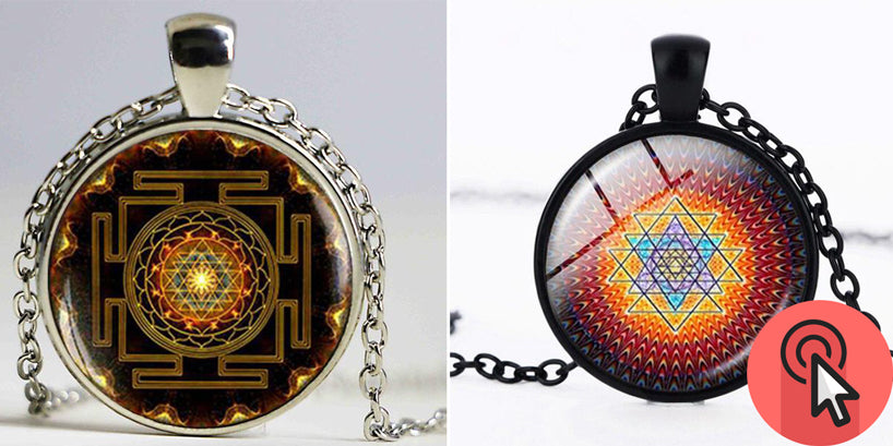Buy Sri Yantra Jewelry