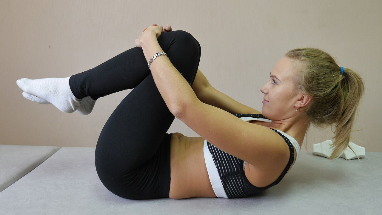 Yoga Exercise Before Meditation