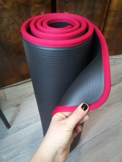 Extra Thick Non Slip Yoga Mat