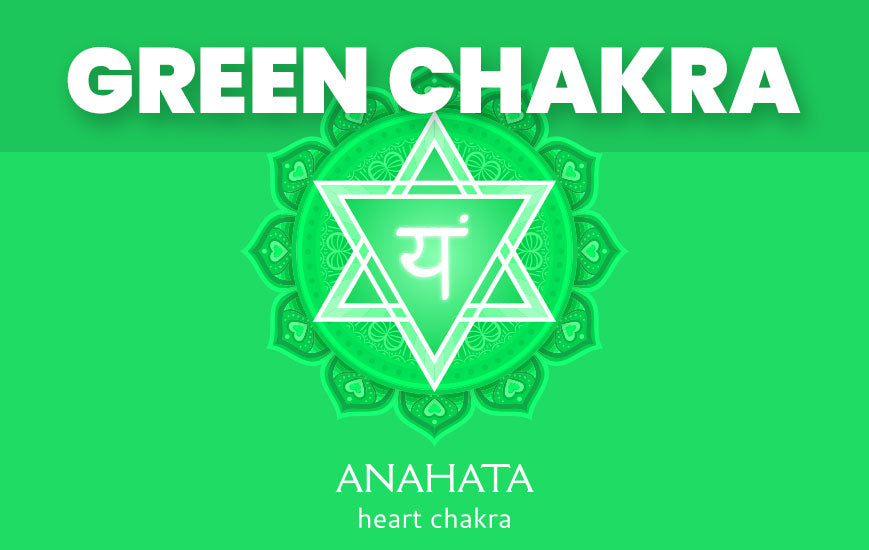 Green Chakra Color Meaning
