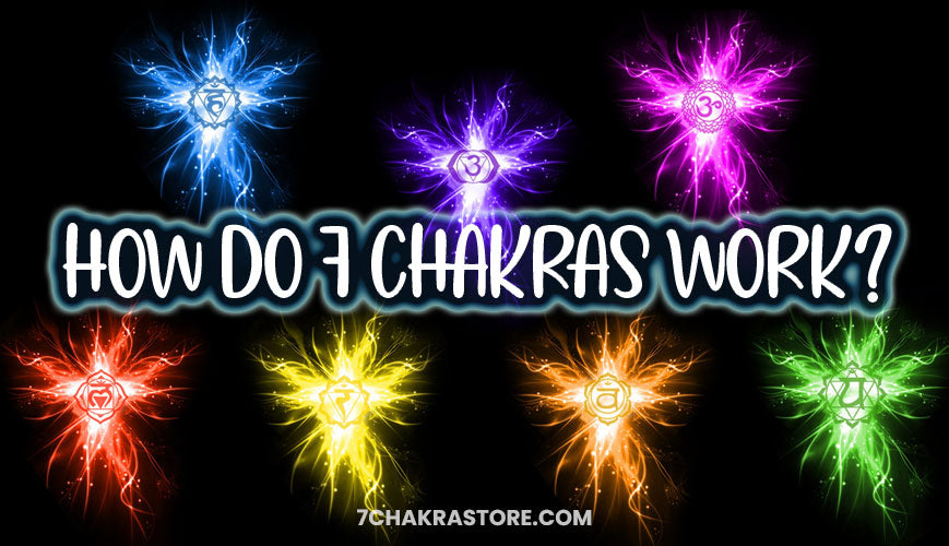 How Chakras Work - How Chakra Spins?