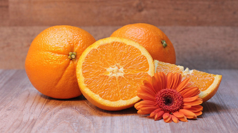 Orange Foods For Sacral Chakra