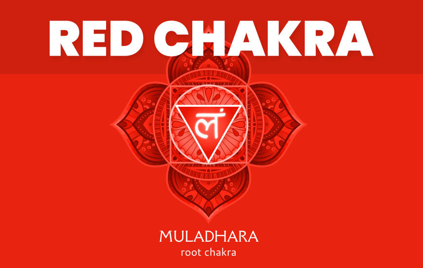 Red Chakra Color Meaning