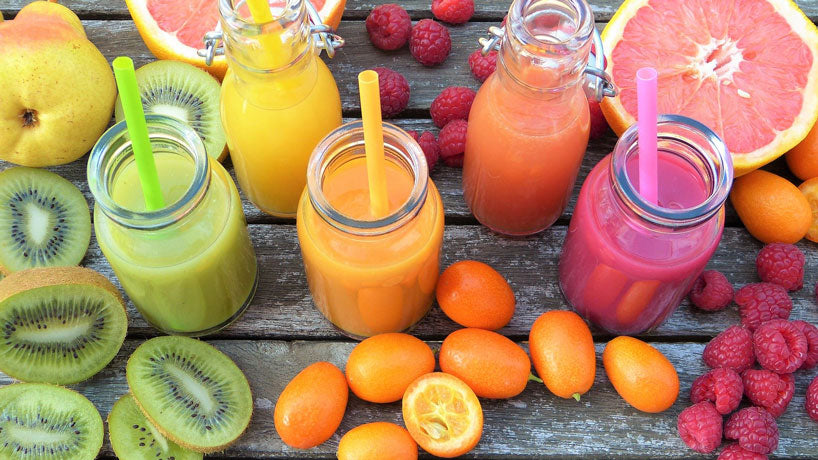 Throat Chakra Healing Foods and Juices