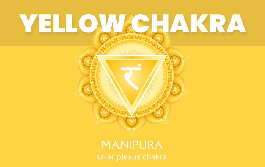 Yellow Chakra Color Meaning