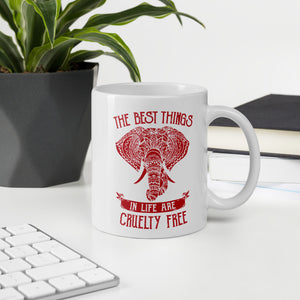 Best Things In Life Mug - 7 Chakra Store