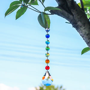 7 Chakras Triple Rainbow Maker (Pack of 3) - 7 Chakra Store