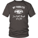 My Third Eye Sees Unisex Shirt