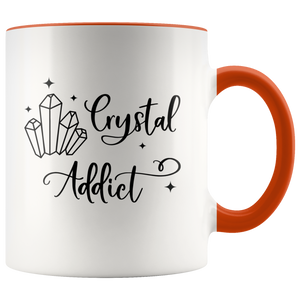 Crystal Addict Mug | Crystal Lover Mug