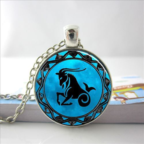 FREE 12 Constellations Turquoise Zodiac Necklace - 7 Chakra Store