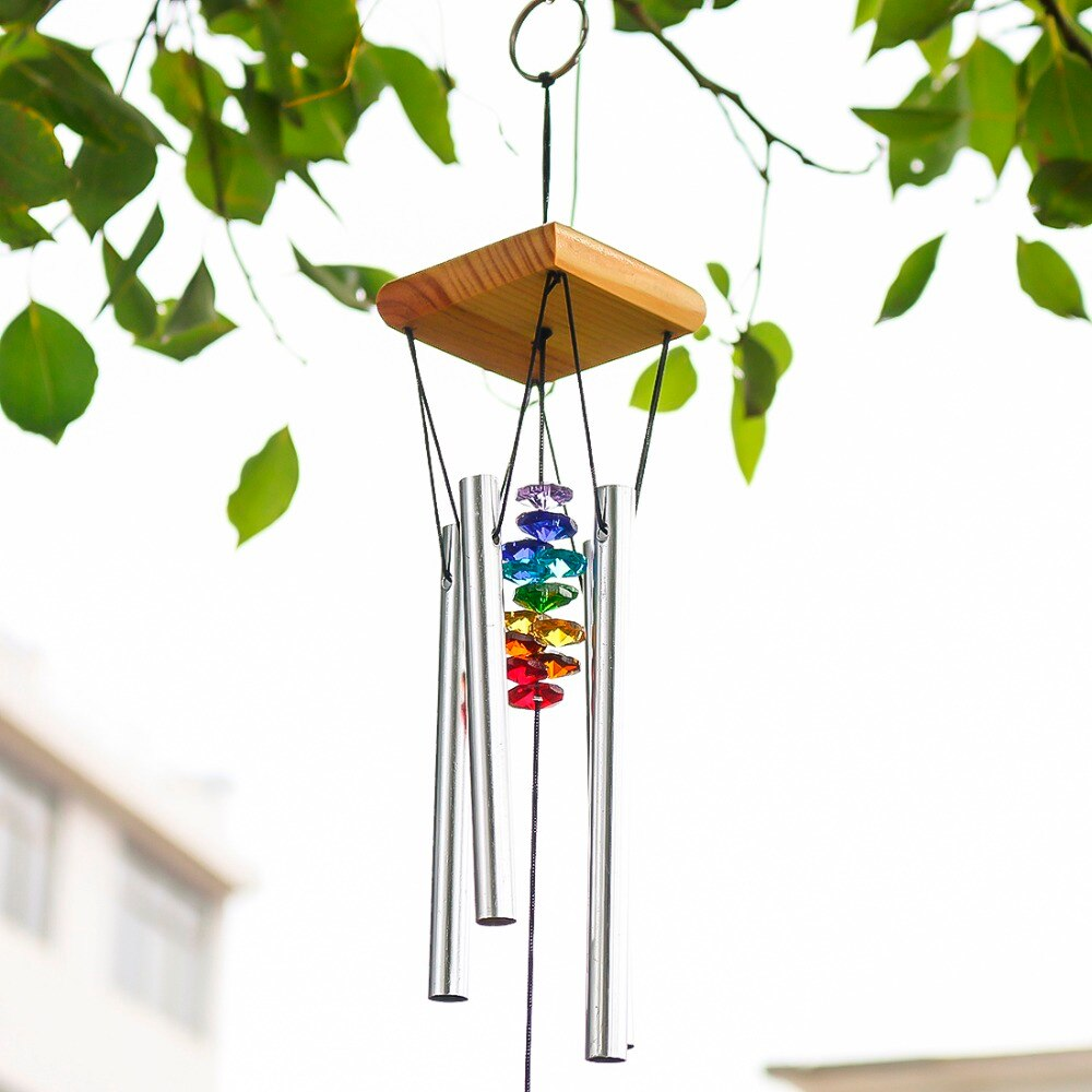 7 Chakras Encore Wind Chime