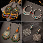 Bohemian Handmade Ethnic Earrings