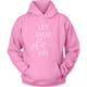 Let That Shit Go Unisex Hoodie