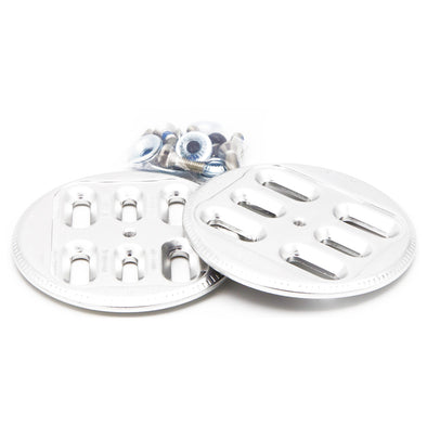 Combidisc 4x4/3D for Alu Baseplates (pair)