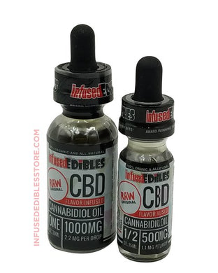 300 mg or 1000 mg  Tincture
